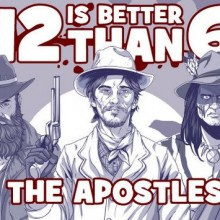 12 is Better Than 6: The Apostles Game Free Download
