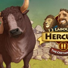 12 Labours of Hercules II: The Cretan Bull Game Free Download
