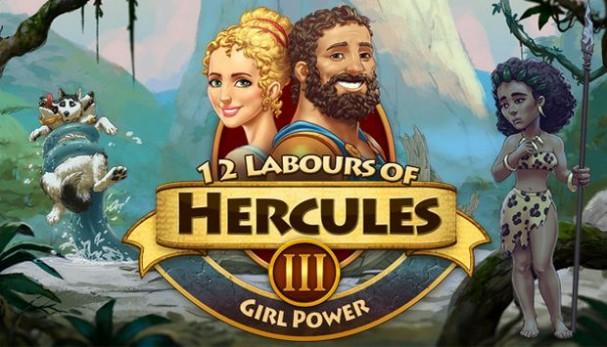 12 Labours of Hercules III: Girl Power Free Download