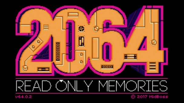 2064: Read Only Memories Torrent Download