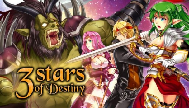 3 Stars of Destiny Free Download