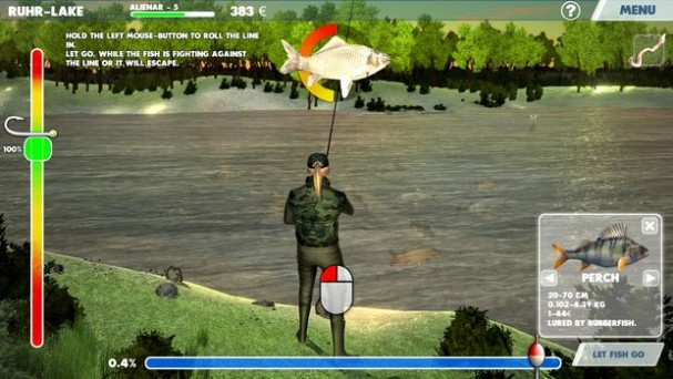3D Arcade Fishing PC Crack