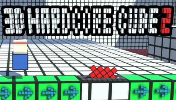 3D Hardcore Cube 2 Free Download