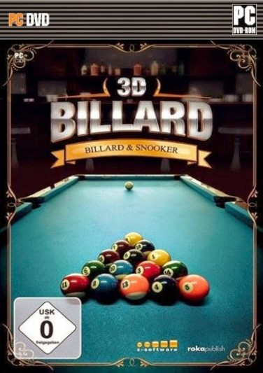 3D Pool: Billiards and Snooker Free Download