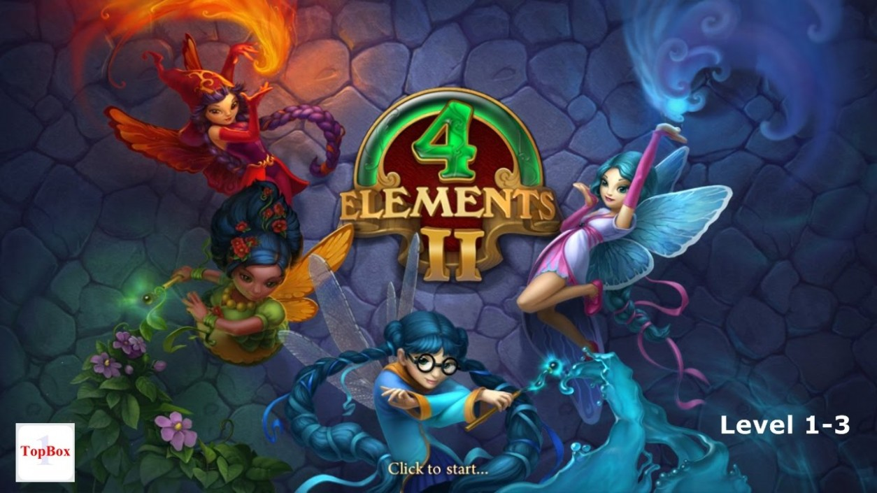 Image result for 4 Elements II