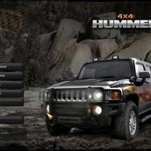 4x4 Hummer Game Free Download