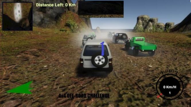 4X4 OFF-ROAD CHALLENGE Torrent Download