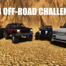 4X4 OFF-ROAD CHALLENGE Game Free Download