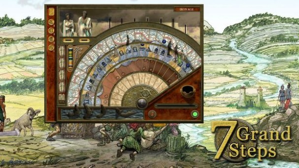 7 Grand Steps: What Ancients Begat PC Crack
