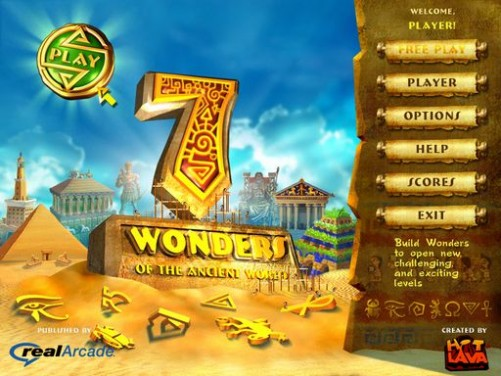 7 Wonders of the Ancient World Torrent Download