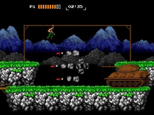 8-Bit Commando Torrent Download