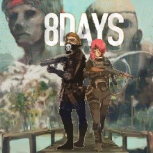 8DAYS (v1.0.1) Game Free Download