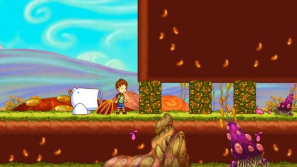 A Boy and His Blob Torrent Download