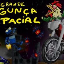 A grande bagunça espacial - The big space mess Game Free Download