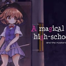 A Magical High School Girl Game Free Download