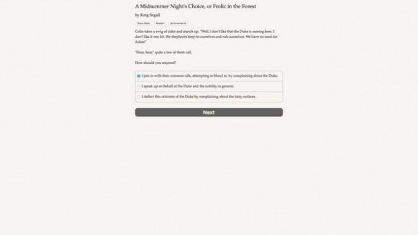 A Midsummer Night's Choice Torrent Download