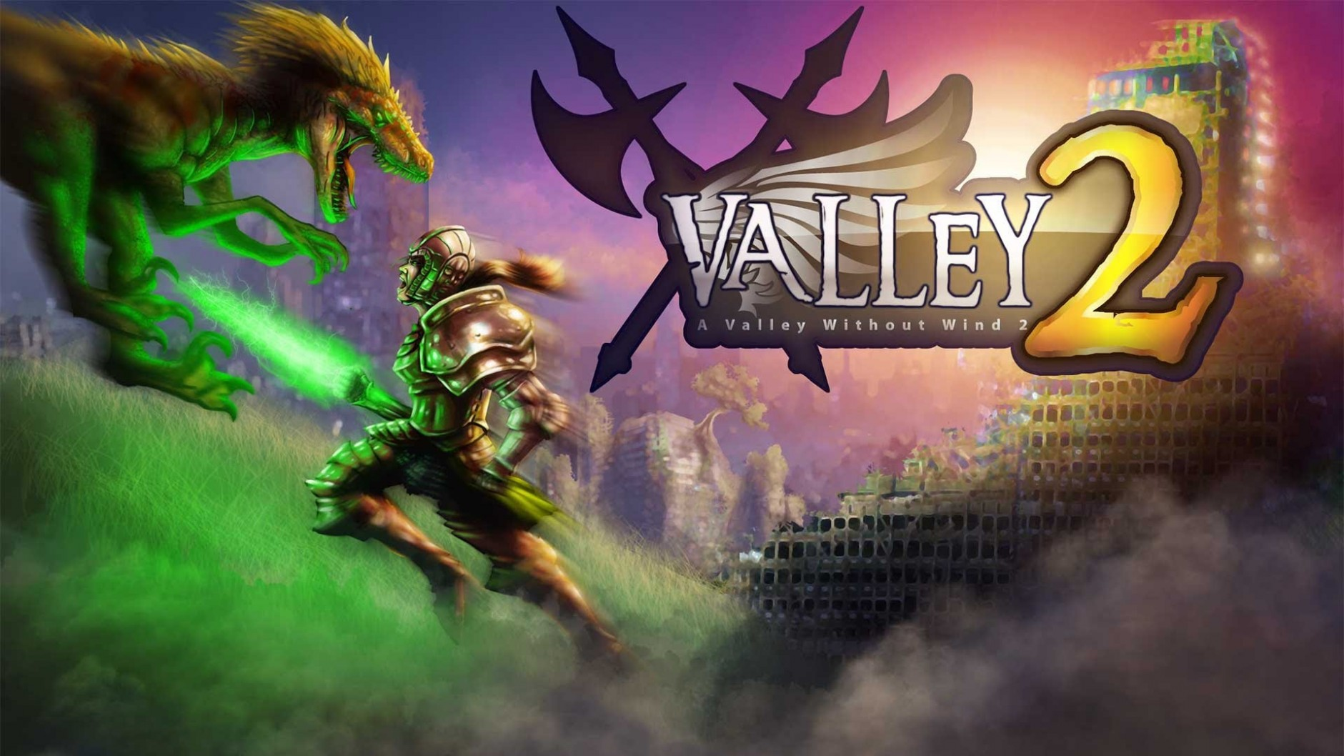 Image result for A Valley Without Wind 2 game