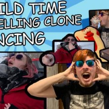 A Wild Time Travelling Clone Dancing Game Free Download
