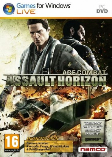 Ace Combat Assault Horizon - Enhanced Edition Free Download