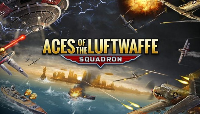 Aces of the Luftwaffe - Squadron Free Download