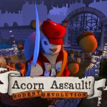 Acorn Assault: Rodent Revolution Game Free Download