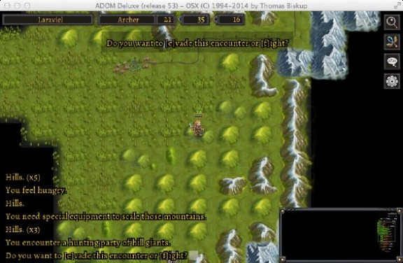 ADOM (Ancient Domains Of Mystery) Torrent Download