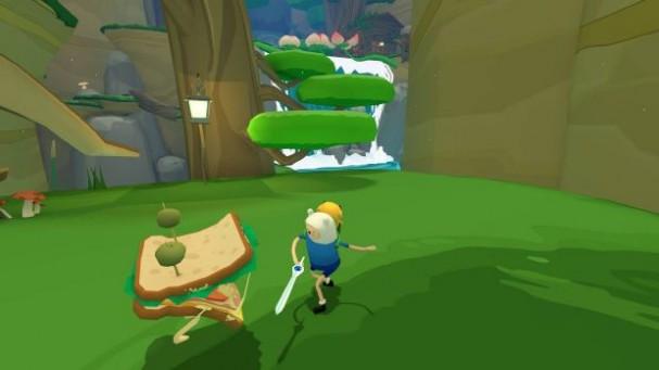 Adventure Time: Magic Man's Head Games Torrent Download
