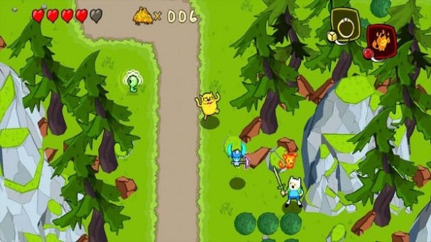 Adventure Time: The Secret Of The Nameless Kingdom Torrent Download