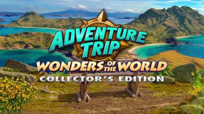 Adventure Trip 2 Wonders of the World Collectors Edition Free Download