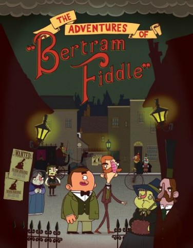 Adventures of Bertram Fiddle: Episode 1: A Dreadly Business Free Download