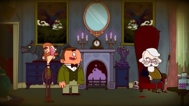Adventures of Bertram Fiddle: Episode 1: A Dreadly Business PC Crack