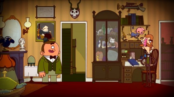 Adventures of Bertram Fiddle: Episode 1: A Dreadly Business Torrent Download