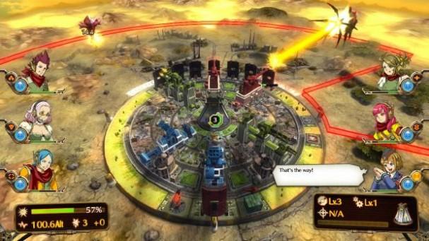 Aegis of Earth: Protonovus Assault PC Crack