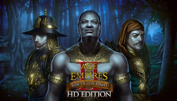 Age of Empires II HD: Rise of the Rajas Free Download