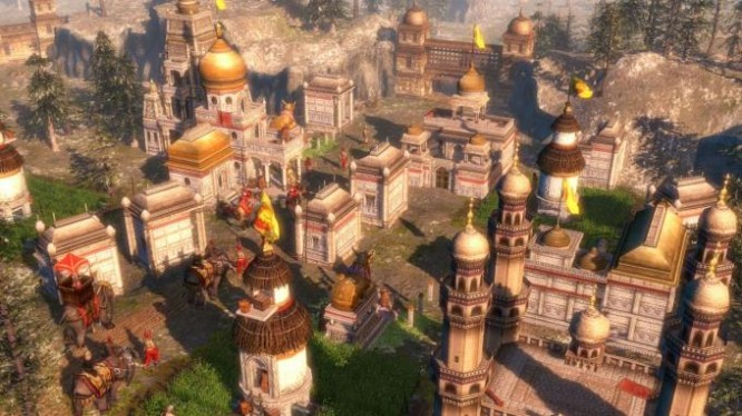 Age of Empires  III: Complete Collection PC Crack