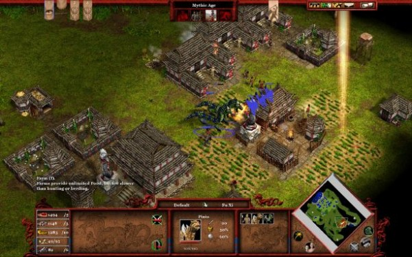 Age of Mythology EX: Tale of the Dragon PC Crack