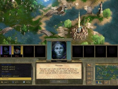 Age of Wonders II: The Wizard's Throne Torrent Download