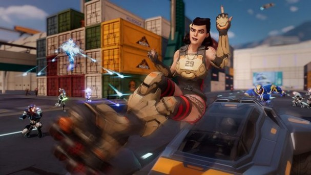 Agents of Mayhem Torrent Download