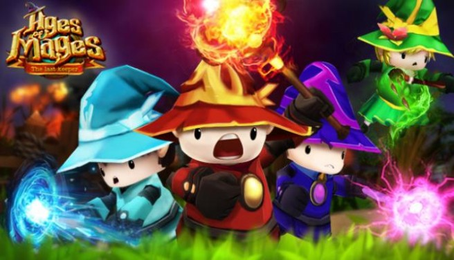 Ages of Mages: The last keeper Free Download