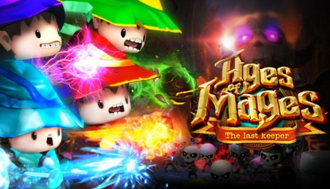 Ages of Mages : The last keeper Free Download
