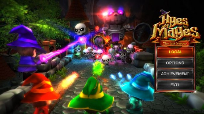 Ages of Mages : The last keeper Torrent Download