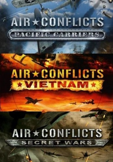 Air Conflicts: Secret Wars Free Download