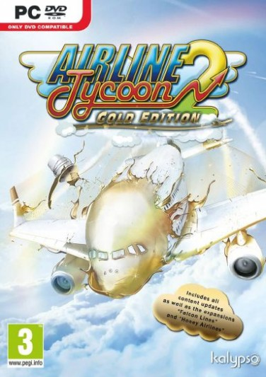 Airline Tycoon 2 Gold Edition Free Download