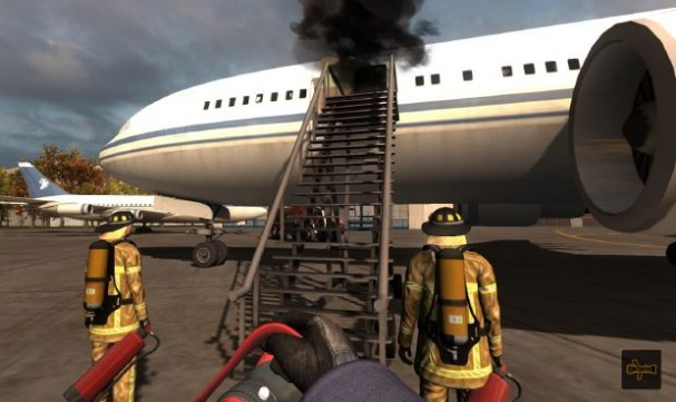 Airport Firefighters - The Simulation PC Crack