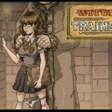 Akabur's Witch / Hermione Trainer Game Free Download