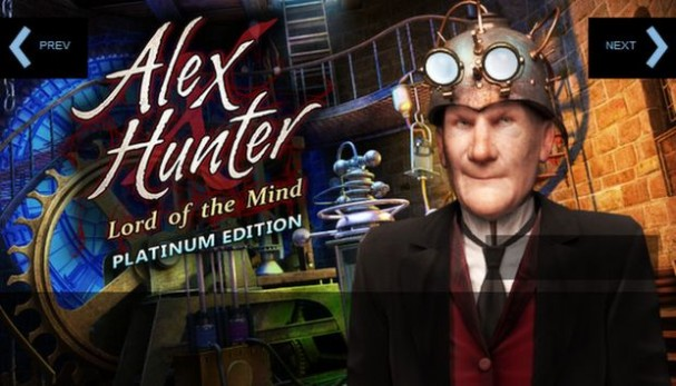 Alex Hunter Lord of the Mind Platinum Edition Free Download