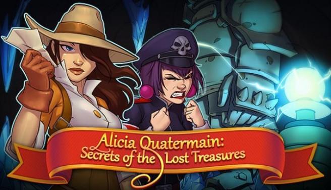 Alicia Quatermain: Secrets Of The Lost Treasures Free Download