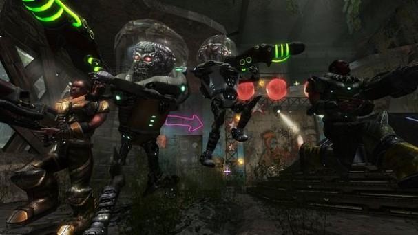 Alien Arena: Warriors Of Mars Torrent Download