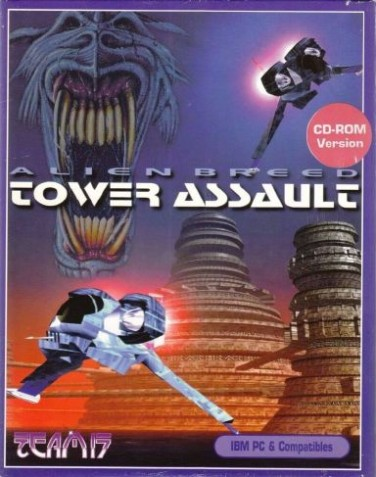 Alien Breed + Tower Assault Free Download