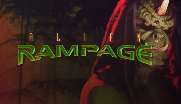 Alien Rampage Free Download